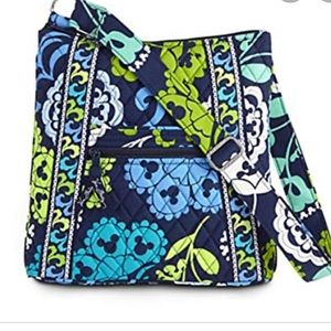 Vera Bradley Disney Where's Mickey Crossbody